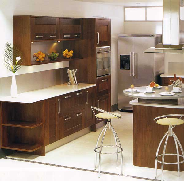 Simple Kitchen Design For Small Space: Сърцето на дома - кухнята