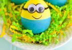 великденски яйца миньончета
