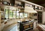 Кухня бароков стил