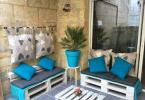 Мебели от палети за тераса