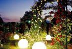 Осветителни тела за градината