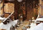 Рустик украса за пространството пред вашата къща