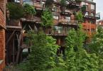 озеленена сграда