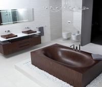 Дървени вани от Alegna