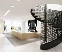интериорни вити стълби