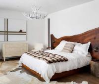 Модерен Рустик Дизайн за Спалня