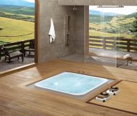 Преливащa ванa от KÄSCH модел Chi