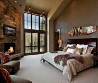 Рустикални Спални