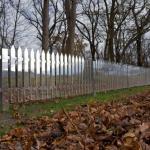 Огледална ограда