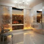 Оригинални и луксозни идеи за баня