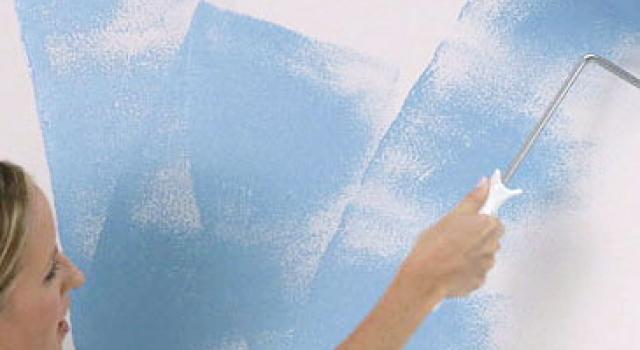 как да боядисваме