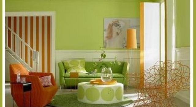 Как да свържем стаите с цветове