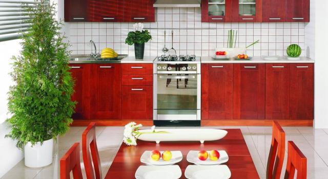 Фън Шуй Кухня