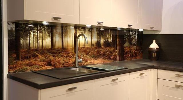 for Sink splashback ideas