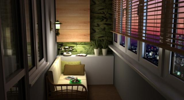 Идеи за Обзавеждане на Балкона