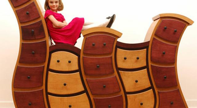 Разчупени Мебели за Детска Стая