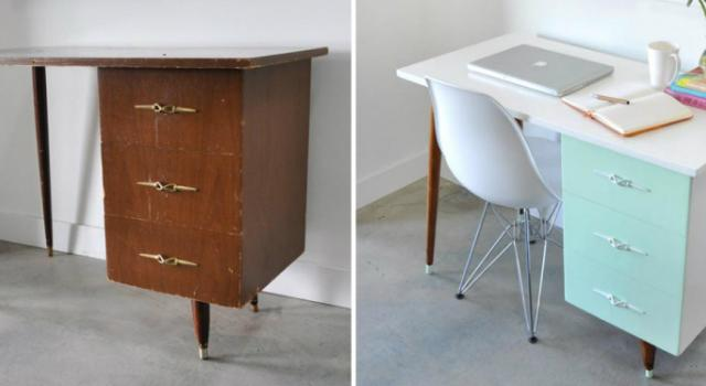 Реновирано бюро