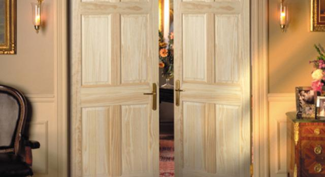 двойна врата