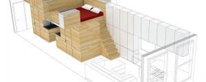 Как да живеем просторно в 46 кв.метра